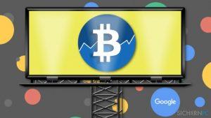 Google sagt nein zu Kryptowährungsanzeigen