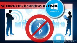 Bluetooth funktioniert nicht in Windows 10? So lässt es sich beheben