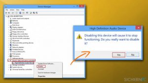 Wie behebt man den DXGI_ERROR_DEVICE_HUNG Fehler?
