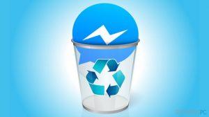 Wie deaktiviert man Facebook Messenger?