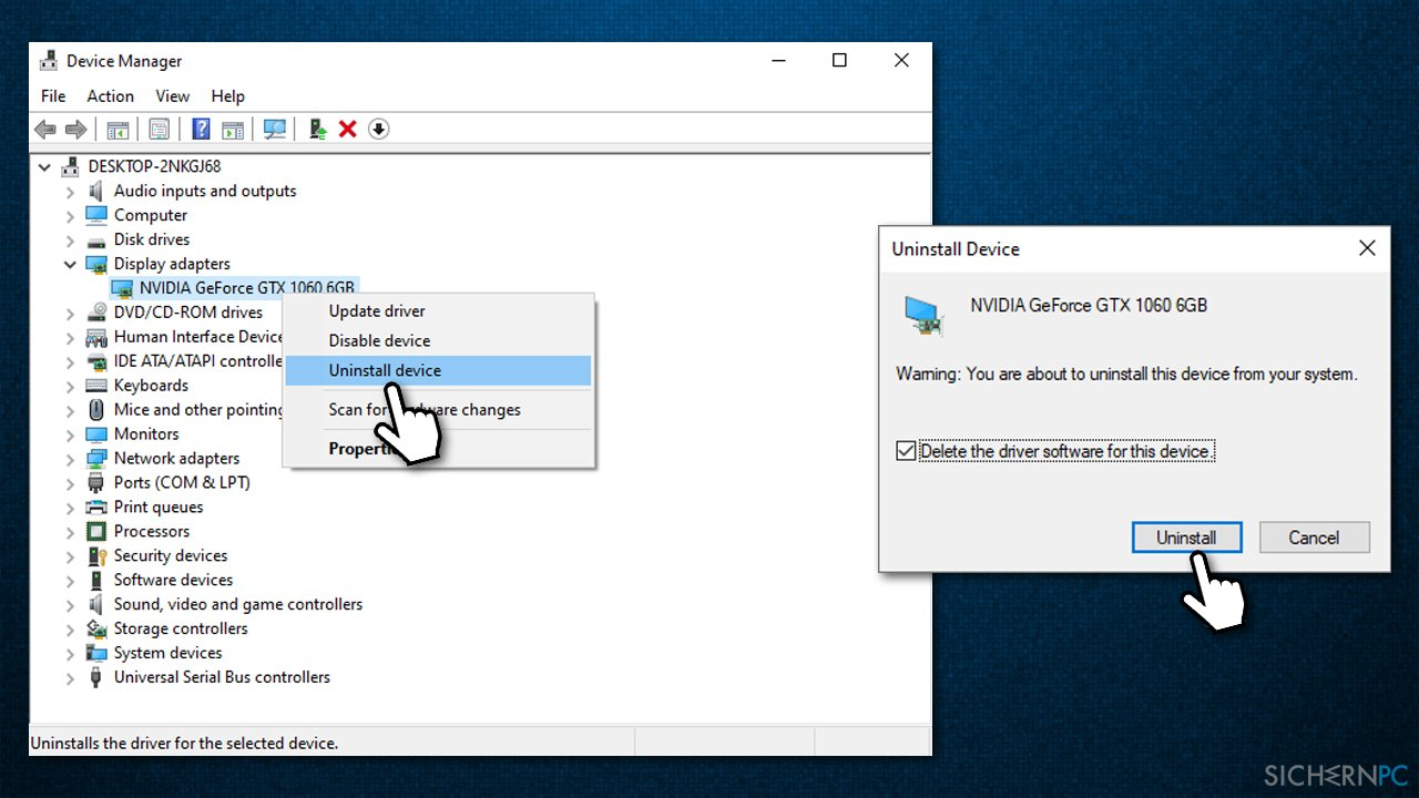 How to fix atidxx64.dll crash error in Windows?