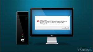 Wie behebt man eine fehlende Mfplat.dll unter Windows 10?