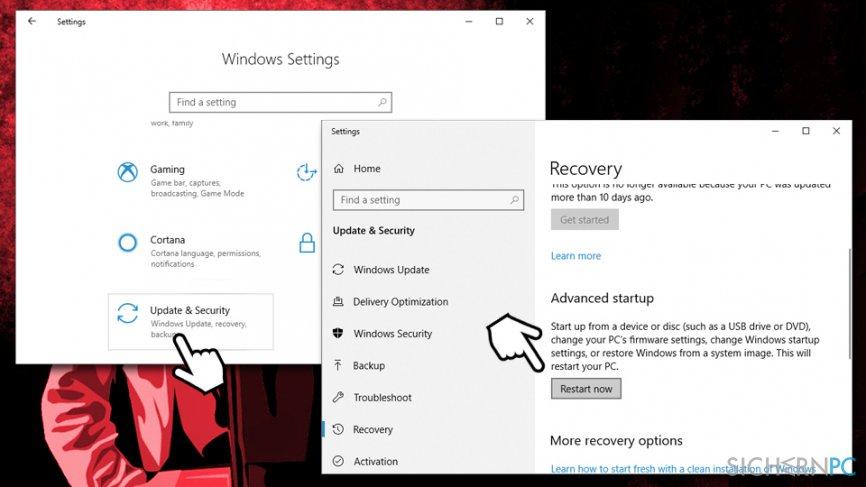 Remove Kvag ransomware