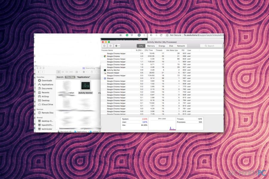 How to uninstall XAMPP on Mac OS X?