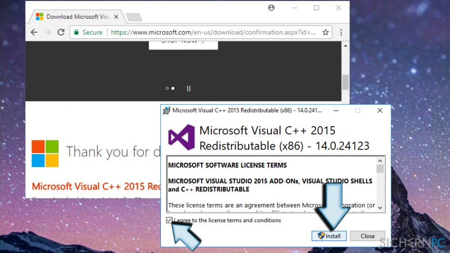 How to Install VCRUNTIME140.DLL