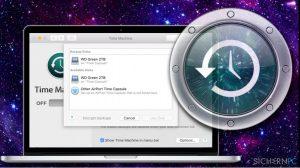 Wie setze ich Mac zu einem früheren Zeitpunkt zurück?